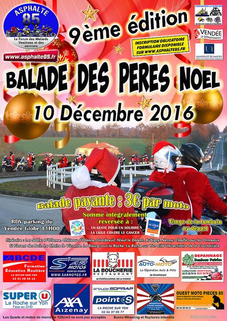 balade des pere noel 2018 paris La balade des Pères Noël 2016 | Asphalte 85 balade des pere noel 2018 paris